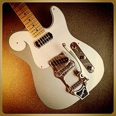 B-16 Telecaster with a C.C. by TK Smith, via Flickr