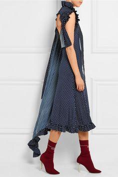 vetements _open back dress | wendela van dijk