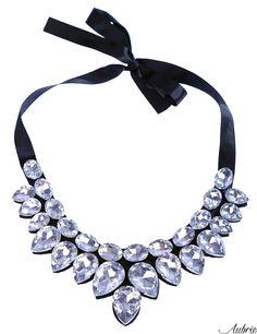 #aubrie #aubriepl #aubrie_necklaces #necklaces #necklace #jewelery #accessories #loris silber #loris #crystal #shine #silver