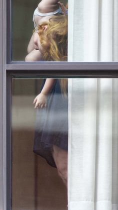 """Series: The Neighbours • Year: 2012 • Photographer: Arne Svenson • Description: """"American photographer Arne Svenson winked to Hitchcock's 'Rear Window' with 'The Neighbours' series."""" — """"Arne Svenson"""" by Donnia, Fubiz™ (Retrieved: 13 March, 2014)"""