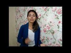 Aplicação de Tecido na Parede - Como Fazer? - YouTube