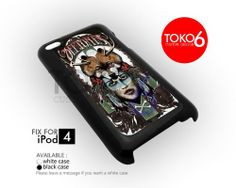 AJ 3947 Deftones Wolf girl - iPod 4 Case | toko6 - Accessories on ArtFire