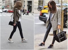 Best Ways to Dress Up Sneakers