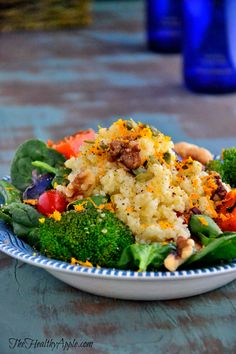 autumn-millet-with-lemon-tahini-dressing-lunch