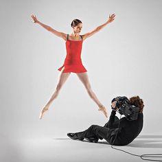 Igone de Jongh of the National Opera & Ballet