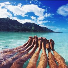 Raw Cacao Body Scrub www.buddyscrub.com.au | Lovely legs, clear water and an amazing location...the necessities for a memorable scrub @brooklynhawaii #buddyscrub #buddylove #bodyscrub #body #scrub #cacao #chocolatescrub #chocolate #beach #beauty #ocean #water #summer #sun #amazing #cool #buddies #legs #relax #smile #happy #instagood #instadaily #love #lifestyle #tahiti #travel #natural #girls #organic