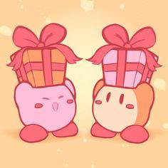 25/12/17: Kirby and WaddleDee