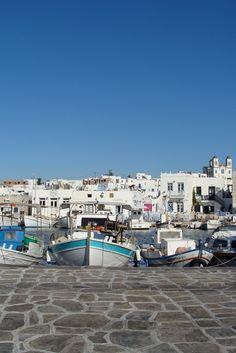 Paros Ιsland in Greece