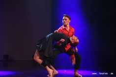 Too Darn Hot - Showdance Duo for Jill Hackländer & Pascal Schürken 2014/2015 foto by: Tony Maher (www.tonyfoto.de)