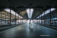 The Lucerne Train Station is very well connected to various destinations in Europe. Once can plan a trail travel to Lucerne very easily.