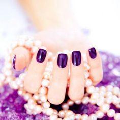 #colourpalette #purple #punkgirlswearpearls