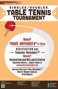 ohio table tennis tournaments