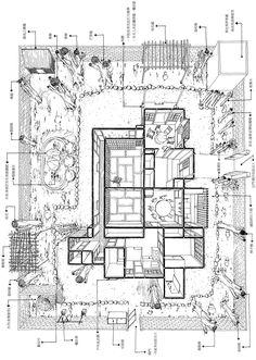 traditional japanese home floor plan cool japanese house plans ideas home design japanese style. Black Bedroom Furniture Sets. Home Design Ideas