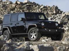 Jeep Wrangler Unlimited -soon to be the newest addition to the driveway. What color should I get...hmm