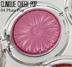 Clinique Cheek Pop Blush Swatches & Review – Spring 2014 via @BlushingNoir