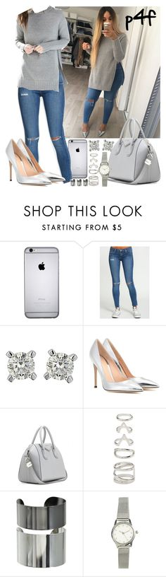 """""""Passion 4Fashion: Keep Ur Head Up"""" by shygurl1 ❤ liked on Polyvore featuring Gianvito Rossi, Givenchy, Forever 21, ASOS and H&M"""