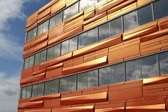 Facade design | Facade systems | ALUCOBOND spectra® and. Check it out on Architonic