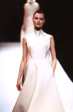 Yohji Yamamoto Fashion Show, Fall/Winter 1996