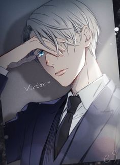 Yuri!!! on Ice - Viktor Nikiforov