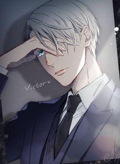 Yuri!!! on Ice - Viktor Nikiforov