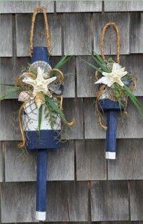 bouy wreath | Decorative Lobster Buoys Beach Decor | Nautical Decor | Tropical Decor ...