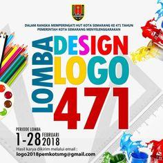 Informasi Lomba, Buku, dan Beasiswa: Lomba Desain Logo Nasional 2018 di Pemkot Semarang...