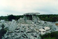 les dolmens de minerve