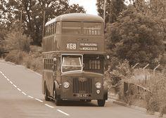 Midland Red 4031 SHA431 Leyland LD8 Farington