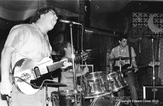 The Minutemen. Their band could be your life.