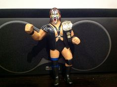 WWF LJN Custom Smash