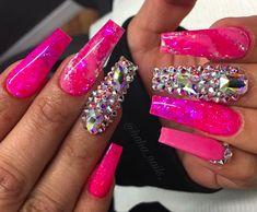 31 Looks: Pretty Pink Nail Inspiration > CherryCherryBeauty.com - haha_nails_ / Instagram