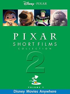 Pixar Short Films Collection Vol 2 -- Visit the image link more details. Note:It is affiliate link to Amazon.