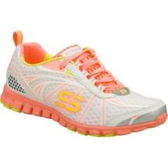 @Overstock - Break through all barriers in sporty fun style with the SKECHERS EZ Flex - Barbed Wire shoe. Super lightweight synthetic and mesh fabric upper in a lace up sporty casual sneaker with ultra flexible sole design, stitching and overlayhttp://www.overstock.com/Clothing-Shoes/Womens-Skechers-EZ-Flex-Barbed-Wire-White-Orange/7600563/product.html?CID=214117 $59.95