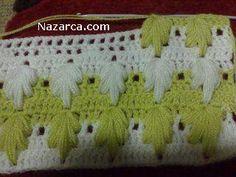 How to Crochet Extreme Drop Stitch - Free Patterns Crochet Afghans, Crochet Stitches Patterns, Crochet Motif, Stitch Patterns, Knit Crochet, Blanket Crochet, Crochet Squares, Filet Crochet, Crochet Tree