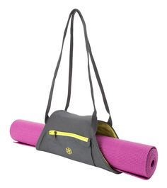 Gaiam On-The-Go Yoga Mat Carrier at YogaOutlet.com – The Web s 61c70eaea6b