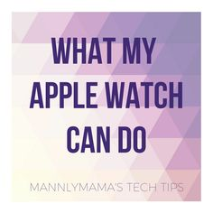 Hi. I'm Brandy and I live in an Apple world. I have a MacBook, an iPhone, 3 Apple TVs, a Mac mini and even a Airport router. My kids play on iPads and old iPhonesand technically my first com…