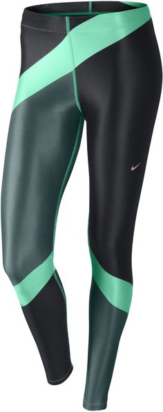Nike Engineered Print Tight - Women's