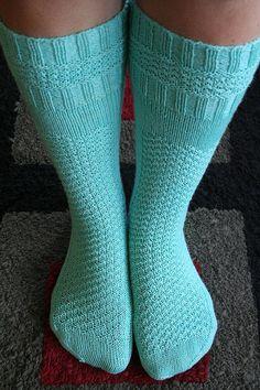 hand knit socks!!!