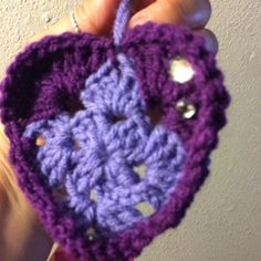 So yesterday my husband found a heart in Clovis, NM. Tonight my daughter found one at Rotary park Portales, NM. We were all so excited and they even look a little similar. Could it be from the same person?? #ifaqh #ifoundaquiltedheart