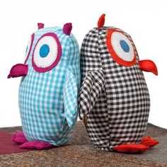 Tons of different Owls, great for ideas