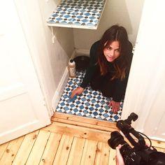 Amelia Widell - Lovely Life - page 2. .... Göt till garderoben/förrådet??
