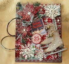 Colored Crackle - - Creativity is Contagious Create Christmas Cards, Christmas Paper Crafts, Xmas Cards, Christmas Projects, Holiday Cards, Christmas Mini Albums, Christmas Tag, Handmade Christmas, Vintage Christmas