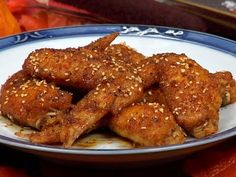 Thanksgiving Tebasaki Chicken Wings from Cooking with Dog (You heard me right! ;D)