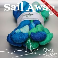 Limited Edition Colourways: Summer at the Beach - SpaceCadet Inc: Hand-dyed Yarns for Knitters and Crocheters Hand Dyed Yarn, June, Throw Pillows, Club, Space, Gallery, Floor Space, Toss Pillows, Cushions