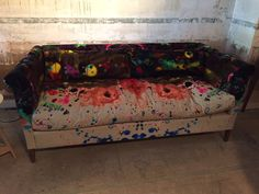 #pinch_london urban decay graffitto velvet in collaboration with Timorous Beasties Timorous