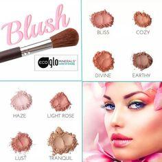 Ecoglo makeup