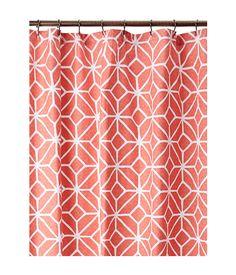 Trina Turk Trellis Shower Curtain