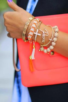 GORGEOUS WRISTBANDS | Style And Fashion