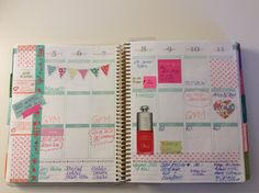 Erin Condren Life Planner Update 03/2015 - all-my-pretty-thingss Webseite!