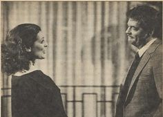 Brenda Benet and Bill Hayes, Days of Our Lives